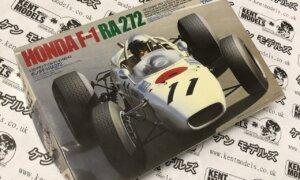 1:20 Scale Tamiya Honda F1 RA272 Vintage Retro NOS Model Car Kit #IG12
