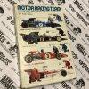 1:20 Scale Tamiya Vintage Motor Racing Team Mechanic - Wheel Changing NOS #IG02