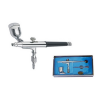 Kent Models Airbrush - 0.3mm Nozzle Dual Action SIDE Feed For Painting Models