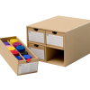 Mr Hobby Mr Storage System For Paints & Build Items *Awesome* #2142