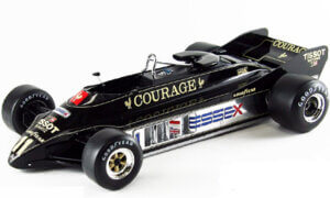 1:20 Scale Ebbro Team Lotus Courage 88B F1 Model Car Kit #1579p