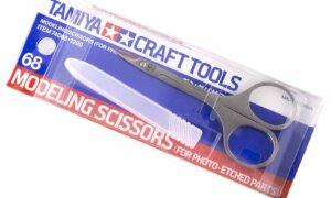 Tamiya Scissors For Photo Etch Parts Use #1582