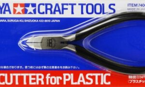 Tamiya Side Cutter For Plastic Tool #1584