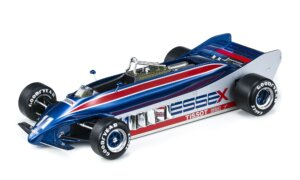 1:20 Scale Ebbro Team Lotus Type 88 Essex F1 Model Car Kit #1575p