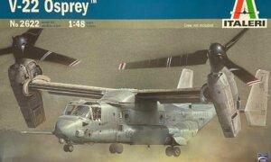 1:48 Scale Italeri V-22 Osprey Model Kit #1632