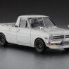 1:24 Scale Hasegawa Nissan Sunny WHITE Pick-Up GB121 Model Kit #