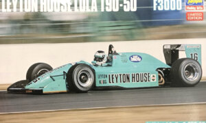 1:24 Scale Hasegawa Lola Leyton House T90-50 Race Car Model Kit #