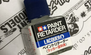 Tamiya Paint Retarder For Lacquer LP Paints #