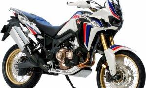 Tamiya 1:6 Honda CRF100L Africa Twin Motorbike Model Kit MASSIVE!