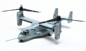 1:48 Scale Italeri V-22 Osprey Model Kit #1632