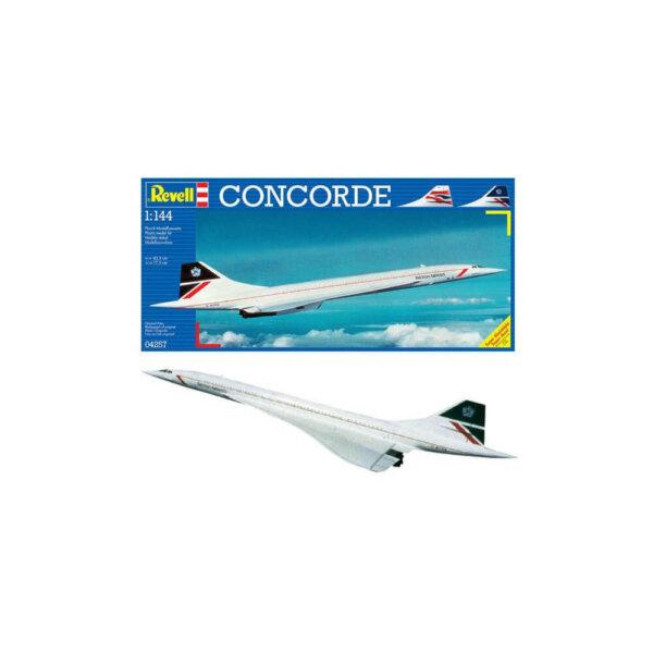 1:144 Scale Revell Concorde Model Kit #1647