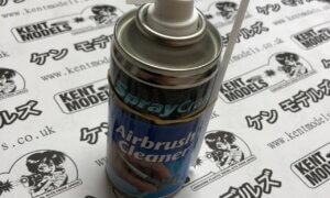 Spraycraft Airbrush Cleaner - Aerosol Power Cleaner for Airbrushes #