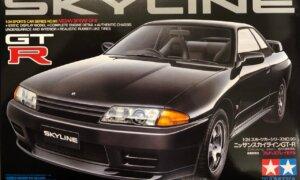 1:24 Tamiya Nissan Skyline R32 GTR Ltd Model Kit #