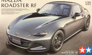 1:24 Scale Tamiya Mazda MX-5 RF Model Kit #1663