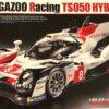 1:24 Scale Tamiya Toyota LMP1 TS050 Hybrid 2019 Model Kit #1659