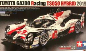 1:24 Scale Tamiya Toyota LMP1 TS050 Hybrid 2019 Model Kit #