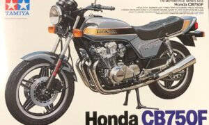 1:12 Scale Tamiya Honda CB750F LTD Model Kit #