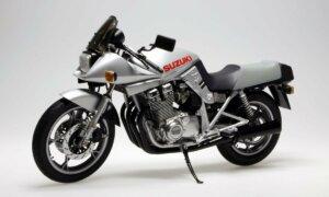 1:12 Scale Tamiya Suzuki GSX1100S Katana Model Kit #