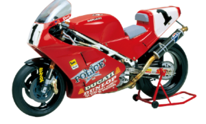 1:12 Scale Tamiya Ducati 888 Superbike Model Kit #