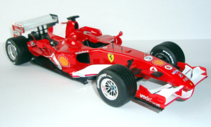 1:20 Scale Fujimi Ferrari 248 F1 2006 Model Kit #
