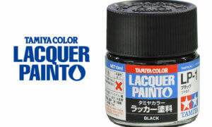 Tamiya Lacquer Range Paint Jars 10ml - Choose All Colours