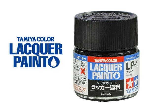 Tamiya Lacquer Range Paint Jars 10ml - Choose All Colours