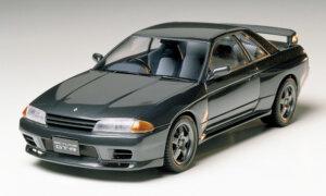1:24 Tamiya Nissan Skyline R32 GTR Ltd Model Kit #1661