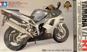 1:12 Scale Tamiya Yamaha YZF-R1 Taira Racing