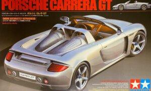 1:24 Scale Tamiya Porsche Carrera GT Model Kit #