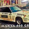 1:24 Scale Opel Manta 400 Group B Jimmy McRae Rally Car Model Kit #p