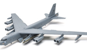 1:72 Scale Italeri B-52H Stratofortress Plane Model Kit #1683
