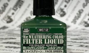 Mr Hobby Weathering Filter Liquid 40ml - CHOOSE COLOUR