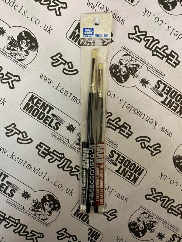 Mr Hobby Mr Weathering Brush Set *CHOOSE TYPE #