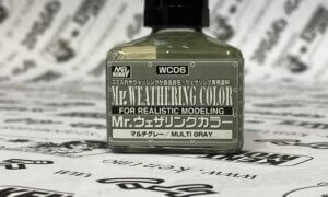 Mr Weathering Colour  - Multi Grey 40ml #