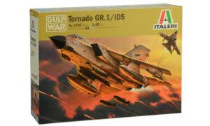 1:48 Scale Italeri Tornado IDS Model Kit # 1711