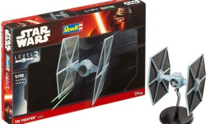 Revell 1:110 Imperial Tie Fighter Model Kit #1704