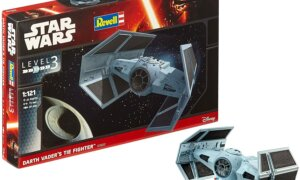 Revell 1:121 Darth Vaders Tie Fighter Model Kit # 1705