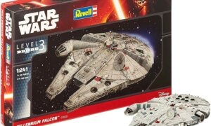 Revell 1:241 Millennium Falcon Model Kit # 1706
