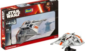 1:52 Scale Revell Snowspeeder Model Kit # 1703
