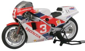 1:12 Scale Tamiya Honda NSR 500 84' Model Bike Kit #