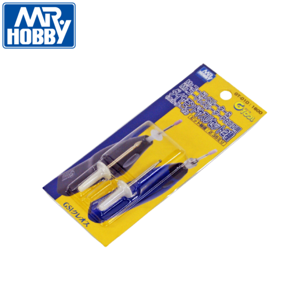 Mr Hobby G-Tool  Files and Drills for G-Tool Electric Router (Select Variant)#