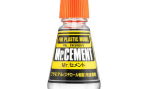 Mr Hobby Glue/Cement For Making Model Kits  #