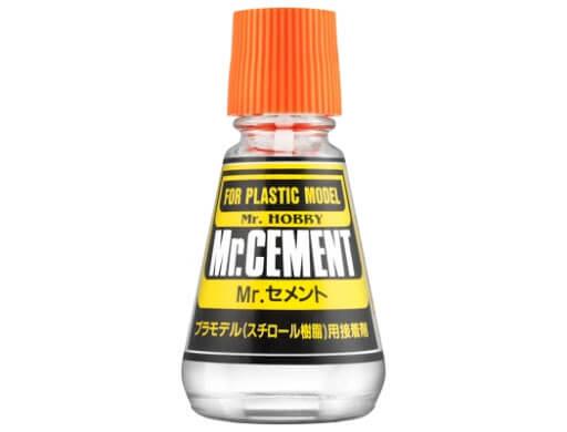 Mr Hobby Glue/Cement For Making Model Kits  #