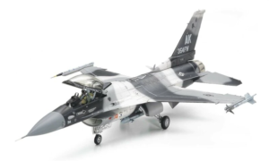 1:48 Scale Tamiya F-16 C/N AGGRESSOR Model Kit #1709