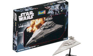 Revell 1:12300 Scale Imperial Star Destroyer Model Kit #1707