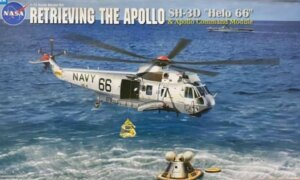1:72 Scale Dragon Apollo Recovery SH-3D'HELO 66' Model Kit