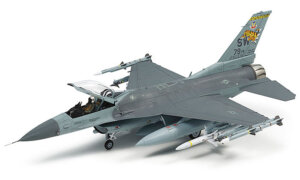 1:72 Scale Tamiya  F-16 CJ Fighting Falcon - Block 50 w/Full Equipment #