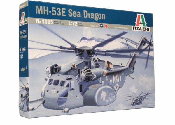 1:72 Scale Italeri MH - 53E Sea Dragon Model Kit #