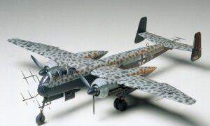 """1:48 Scale Tamiya Heinkel He 219 A-7 """"Uhu"""" Model Kit #"""
