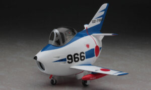 "1:Egg Hasegawa F-86 Sabre ""Blue Impulse"" Eggplane Series Model Kit #"